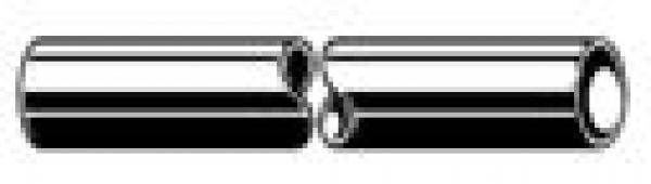 22 x 1,2 mm Viega Edelstahlrohr Sanpress nickelfrei 1.4521 in 2,0 m Stange